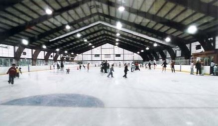 Skating at the Rink - holiday schedule