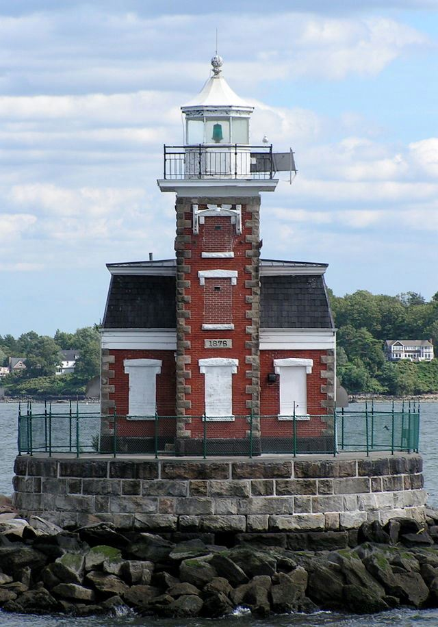 Steppingstone Lighthouse 2006
