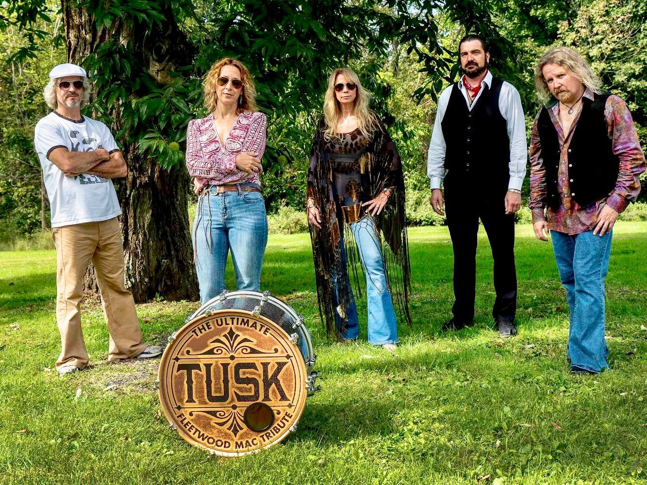 SPA 2019 TUSK Fleetwood Mac Tribute Band 3