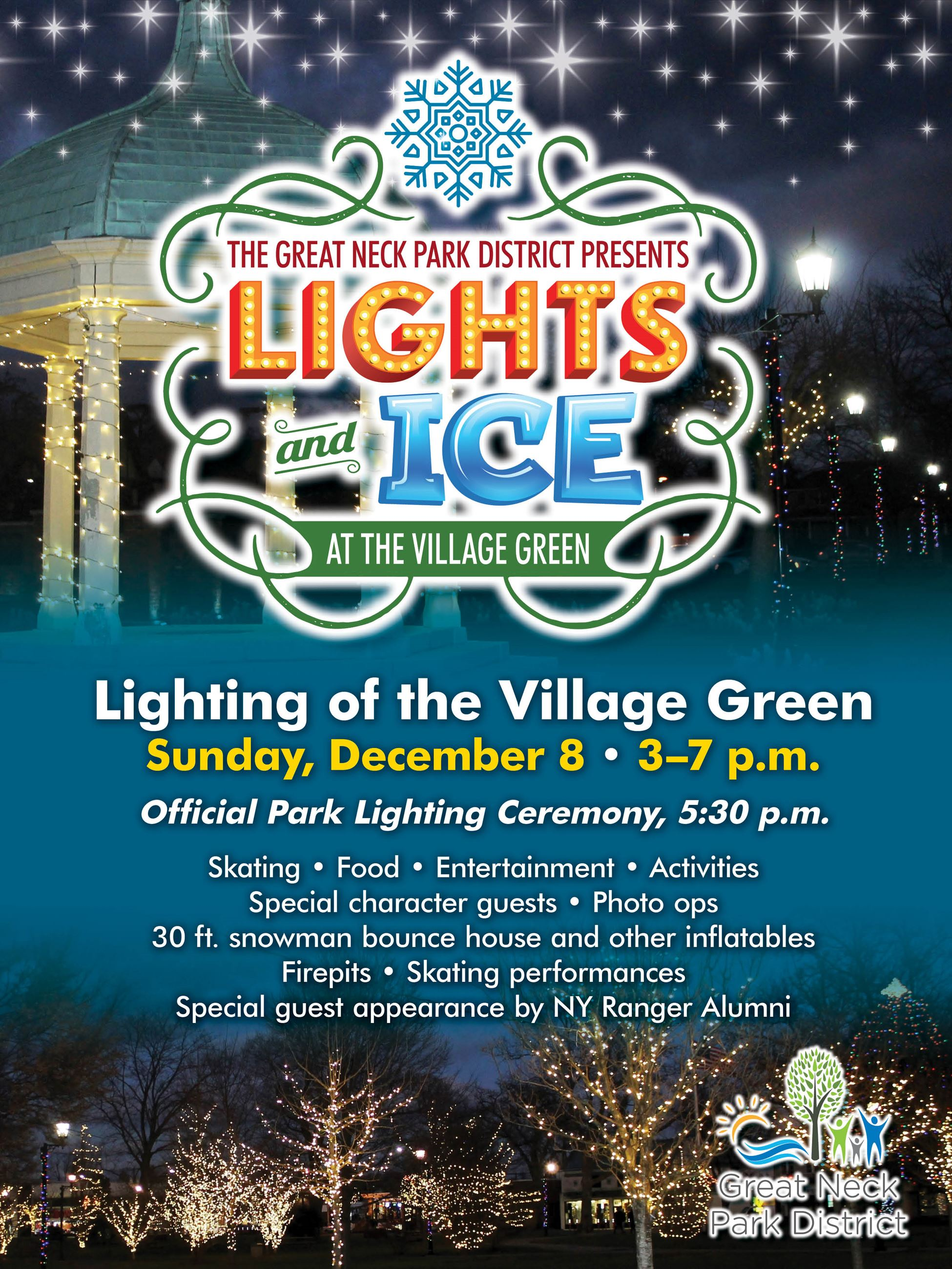Lights and Ice Grand Opening Poster 2019 (NEW)