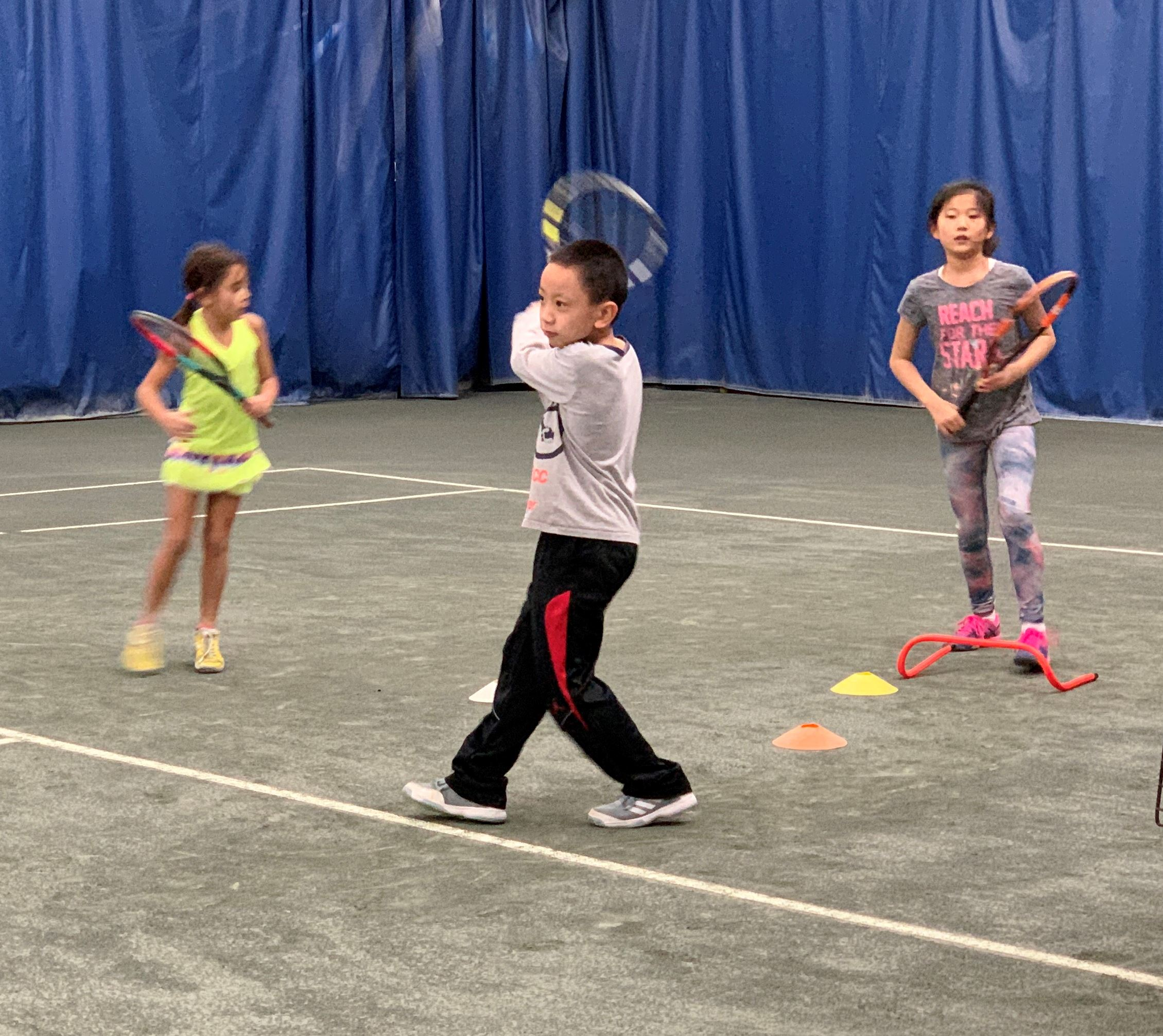 Holiday Tennis Camp December 2019 2