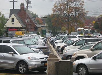 North Station Plaza Parking Lot